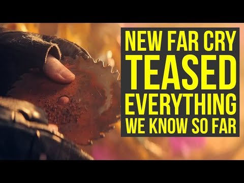 New Far Cry Game ANNOUNCED - Is It Far Cry 6? Teaser Trailer Shown & Other Rumored New Games Coming! thumbnail