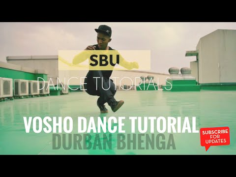 Vosho Dance Tutorial (How To Vosho) South African Dance