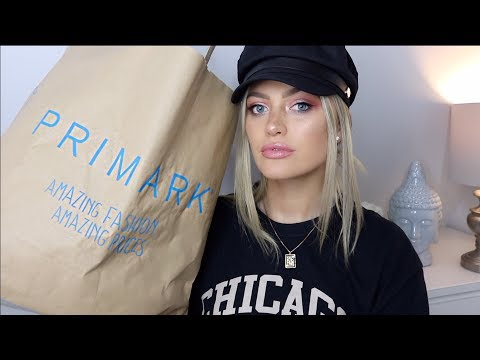 SUMMER PRIMARK HAUL ... AND SOME OTHER BITS | RIVER ISLAND, HOUSE OF CB...