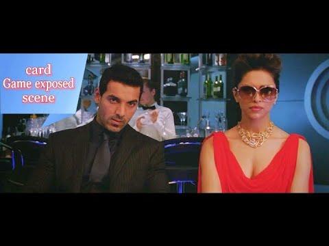 Best Scene From Race 2 [ Full Card Playing Scene Armaan Malik Get Exposed By Ranveer Singh ] Full HD