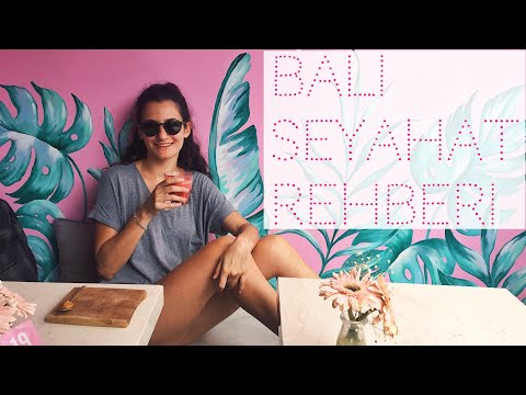 Bali Seyahat Rehberi : Uçuş, Kalacak Yer, Yemekler, Fiyatlar 💸   Bali Travel Guide
