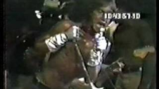 Iggy Pop & The Stooges- TVEye  1970 (Cininnati Pop Festival)