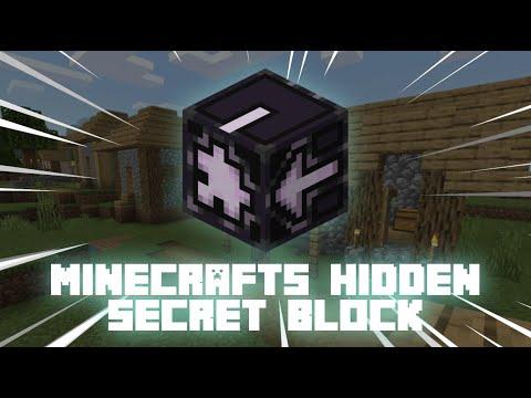 ✔️ Minecraft New Jigsaw Block Tutorial and Minecraft Jigsaw Village Generation ✔️ ( Hidden Block )