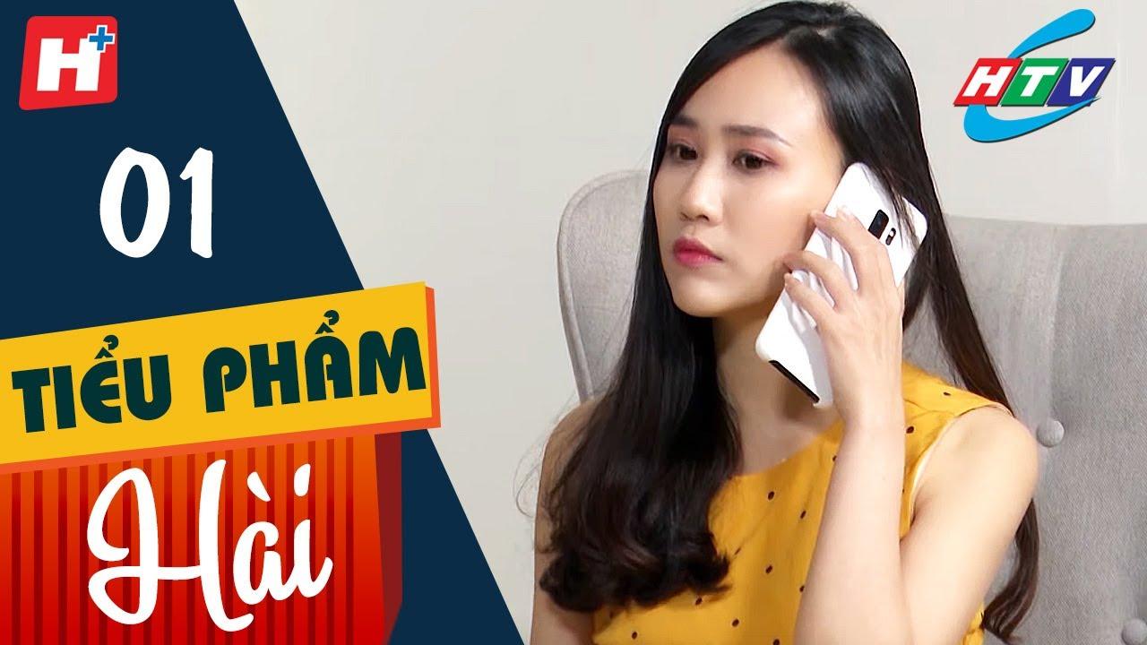 image Tiểu Phẩm Hài HTVC - Tập 1 | HPLUS Film