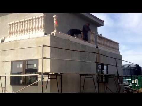 Residential Pre Cast concrete