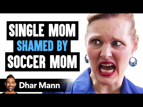 SINGLE MOM Is Shamed By Soccer Mom, She Lives To Regret It |