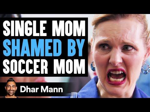 SINGLE MOM Is Shamed By Soccer Mom, She Lives To Regret It | Dhar Mann