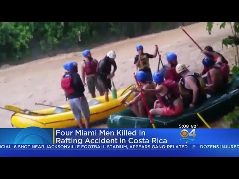 Deadly River Rafting Accidents Claims 5 Lives, Including Four Men From Miami