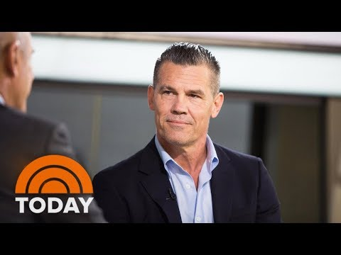 Josh Brolin Says He Was Meant To Play A Firefighter In New Movie 'Only The Brave' | TODAY