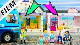 Playmobil Film deutsch FAMILIE VOGEL KAUFT 2. GESCHÄFT IN PLAYMOBIL CITY? Fashion Store Kinderserie