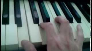 Huong dan piano dem hat. Bai 2: phuong phap tim chu am