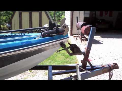 Restoration Of A Fish & Ski Boat Part 1