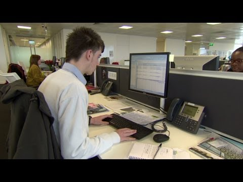 British youth fight against unemployment