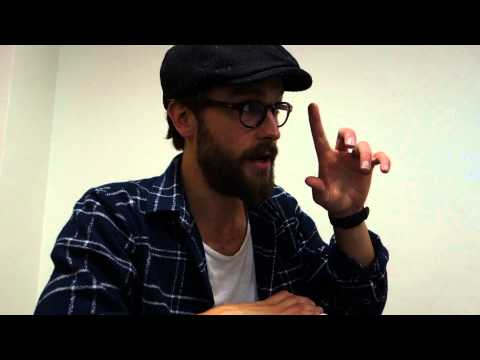 Tom Mison of Sleepy Hollow Interview at MCM Birmingham Comic-Con