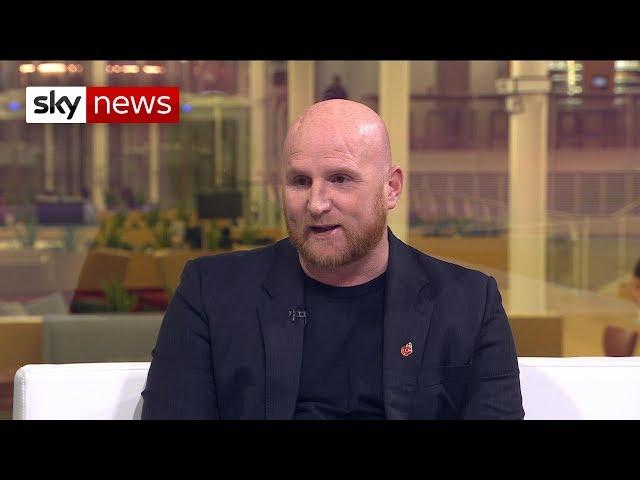 John Hartson urges regular prostate checks to prevent cancer