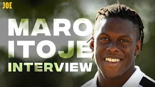 Maro Itoje talks Brexit, the class divide in rugby and his dream dinner guests
