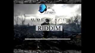 *NEW* 2015 Dancehall Instrumental Beat - Wreckage Riddim [Prod.By Zahiem]