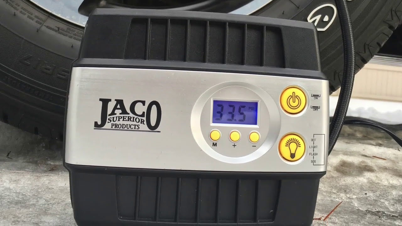 Quality air pressure regulator in tires is a guarantee of safety on the road