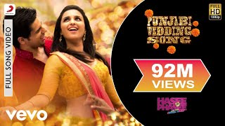 Punjabi Wedding Song Video Parineeti Chopra , Hasee Toh Phasee