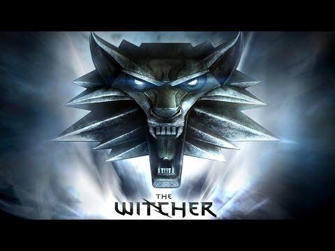 The Witcher прохождение с Карном. Часть 1 - Каэр Морхен