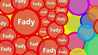 1000 REAL FADY'S vs THE WHOLE MAP! (WHO WILL WIN?) (Terr.io New Version Agar.io)