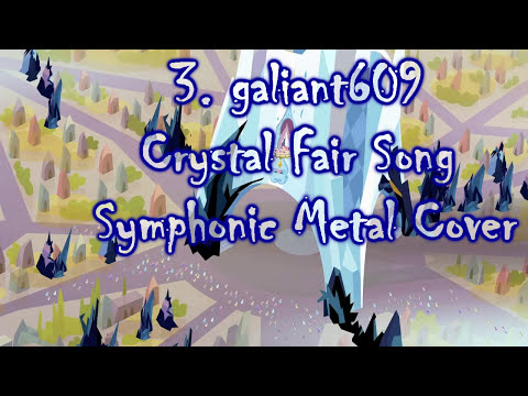 MLP Remix Pack #17 Special: Metal Pack #2 by AvastON