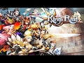King's Raid Android IOS gameplay and download | Android RPG anime style