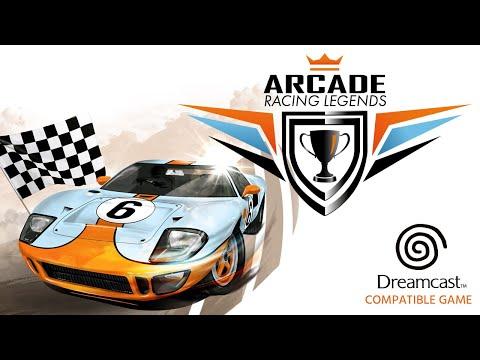 Arcade Racing Legends - Trailer Preorder - Dreamcast | PixelHeart