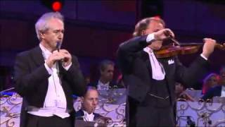 Andre Rieu & Australian Pipe Band - Scotland the Brave & Amazing Grace