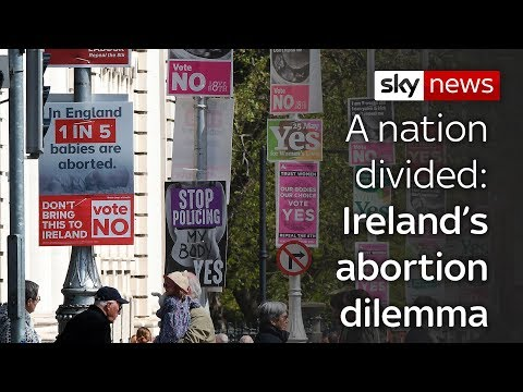A nation divided: Ireland's abortion dilemma