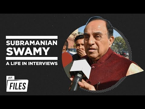 Subramanian Swamy's Most