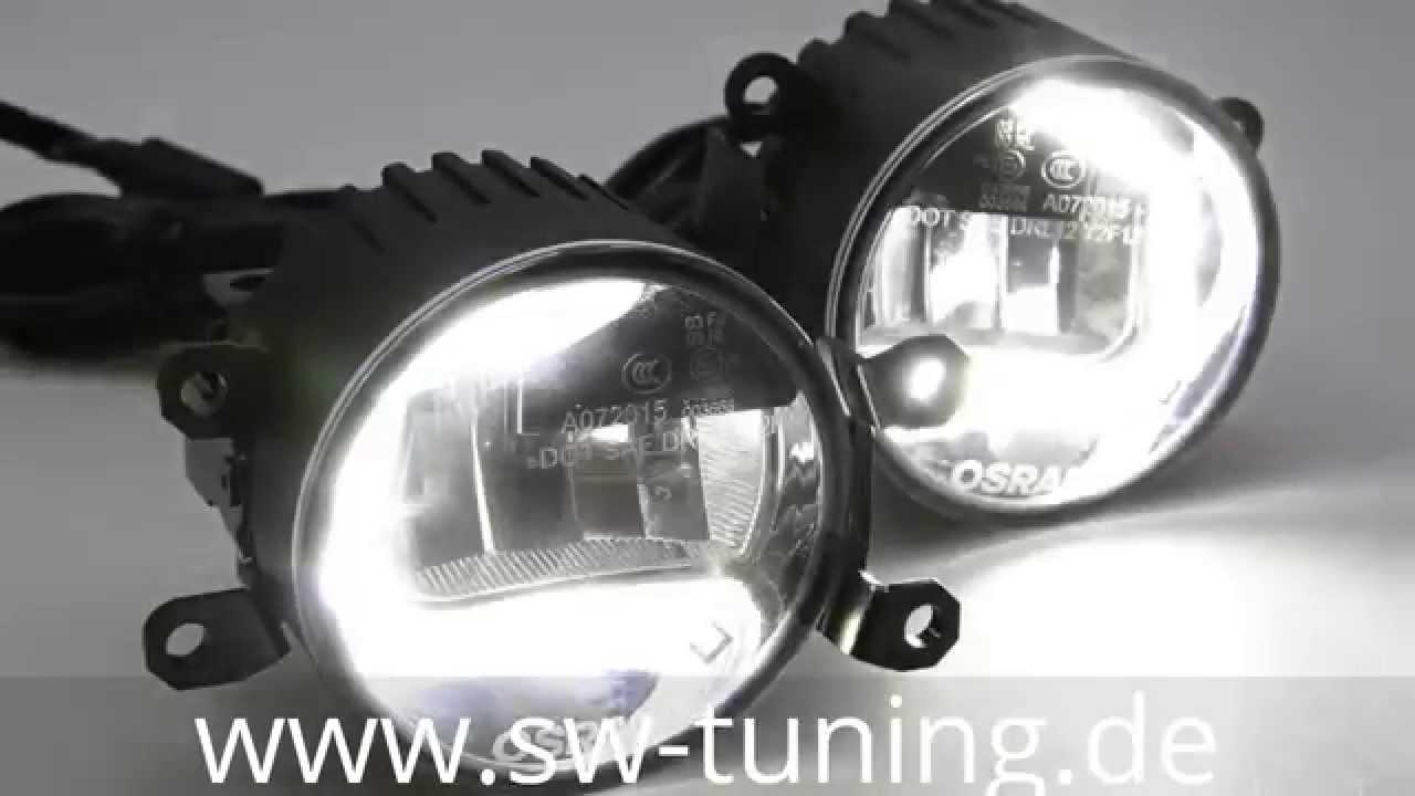 Voll LED Tagfahrlicht/Nebelscheinwerfer für Toyota / Lexus SW-Tuning ...