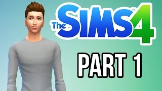 The Sims 4 Gameplay Walkthrough - Part 1 - CREATE A SIM!! (PC 1080p HD)