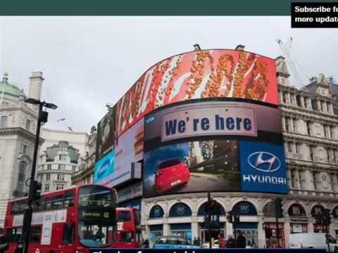 Piccadilly Circus |Pictures Of Most Beautiful & One Of The World Best Location To Visit