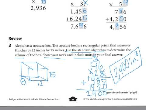 Bridges In Mathematics Grade 3 Answers