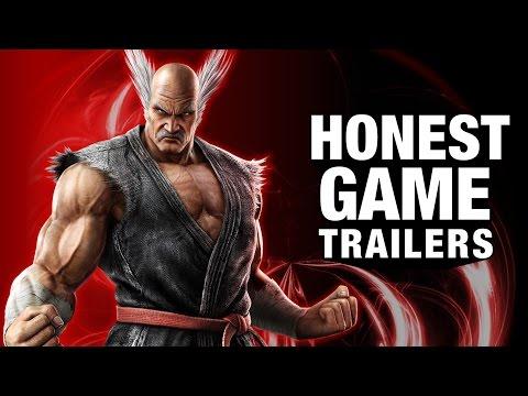 TEKKEN (Honest Game Trailers)