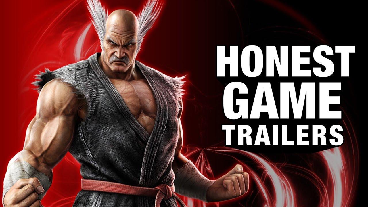 Download TEKKEN (Honest Game Trailers)