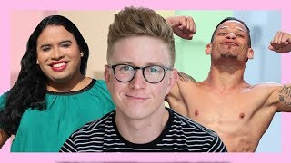 8 Hispanic & Latinx LGBTQ+ Trailblazers Who Inspire Me | Tyler Oakley