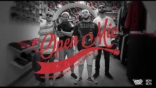 Hip Hop Sou Eu & Son Of a Gun: Open Mic #1