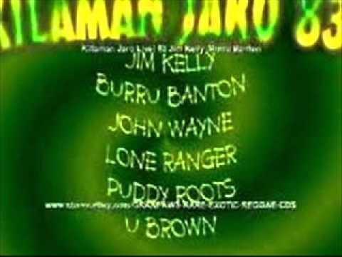 LEGENDARY Killamanjaro ft Jim Kelly, Burru Banton, John Wayne, & more 1983