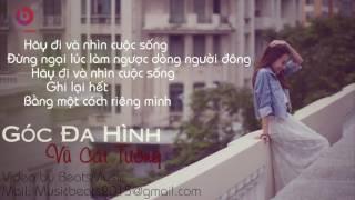 Góc Đa Hình - Vũ Cát Tường [Video Lyrics]