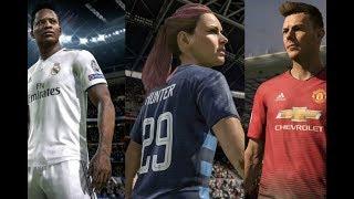 (LIVE FIFA 19 FR) LES SERVEUR SONT HS HELP ME!!! ON RAMÈNE LA COUPE AVEC HUNTER!! thumbnail