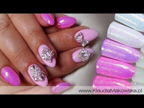 Różowa Syrenka - Indigo Nails