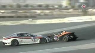Best Race crashes season 2011-2010 حوادث رياضه السيارات موسم