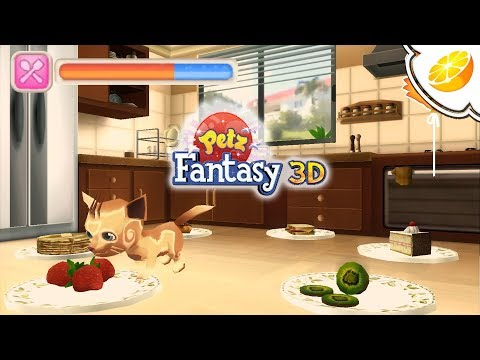 Petz Fantasy 3D - Citra Emulator Canary 1358 (GPU Shaders, Full Speed!) [1080p] - Nintendo 3DS - 동영상