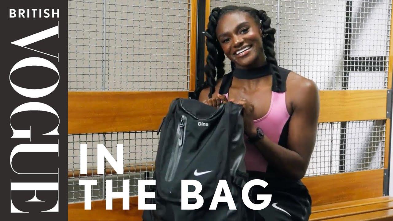 Dina Asher-Smith: In The (Kit) Bag | Episode 50 | British Vogue