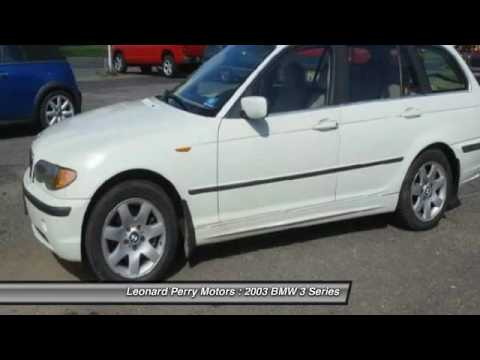 2003 bmw 3 series 325xi awd 4dr sport wagon point pleasant for Leonard perry motors nj