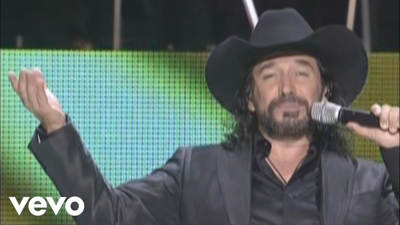 Marco Antonio Solís - La Venia Bendita (Live)