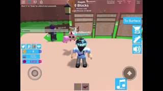 Roblox mining sim secret npc and safe!