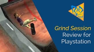 Grind Session review for PlayStation